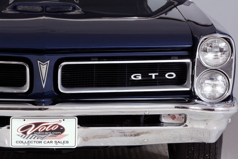 1965 Pontiac Gto Image 7