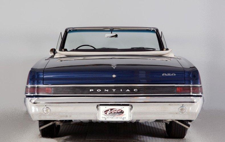 1965 Pontiac Gto Image 13