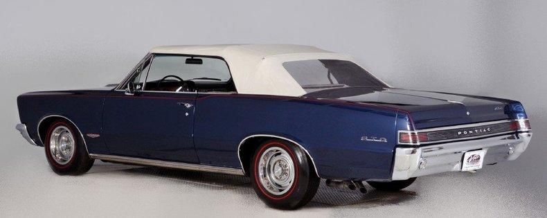 1965 Pontiac Gto Image 16