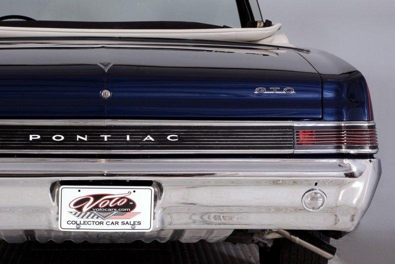 1965 Pontiac Gto Image 18