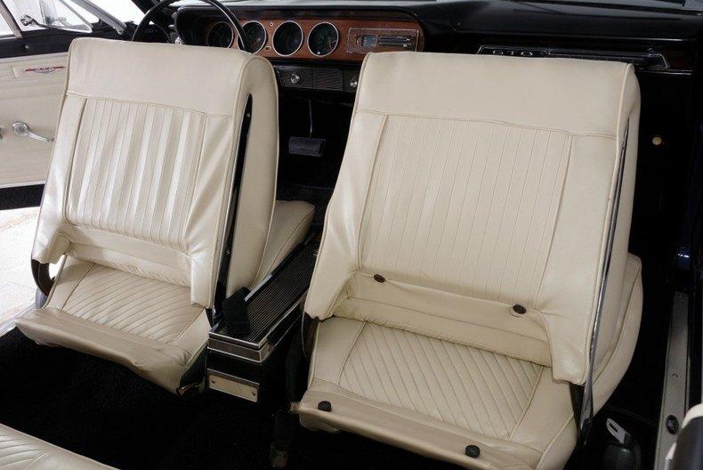 1965 Pontiac Gto Image 19