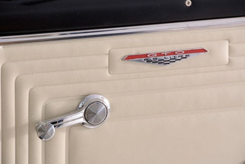 1965 Pontiac Gto Image 46