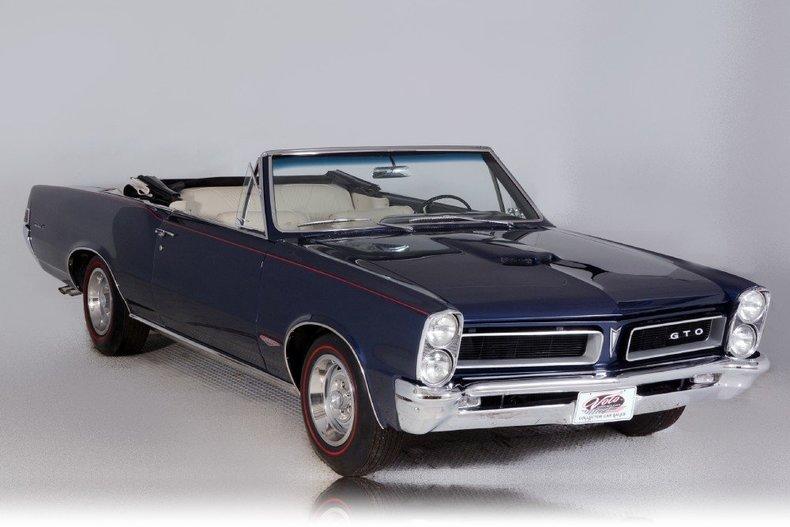 1965 Pontiac Gto Image 71