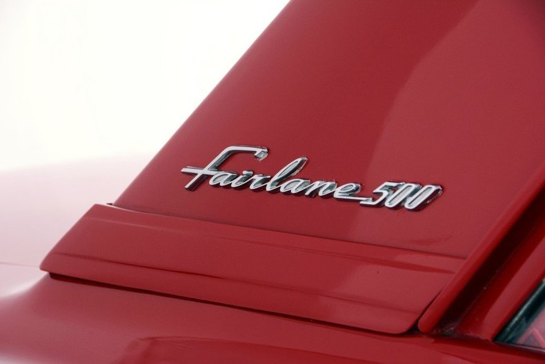 1963 Ford Fairlane Image 11