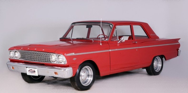1963 Ford Fairlane Image 21