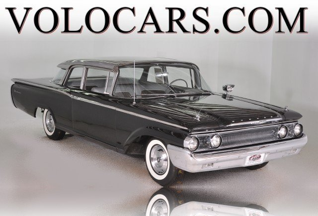 1960 Mercury Custom Image 1