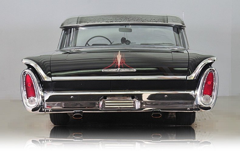 1960 Mercury Custom Image 12