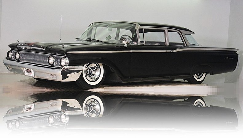 1960 Mercury Custom Image 7