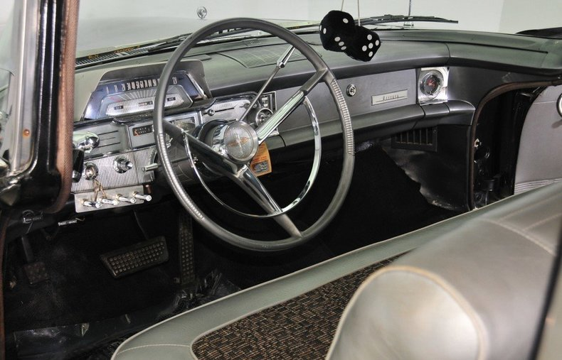 1960 Mercury Custom Image 26