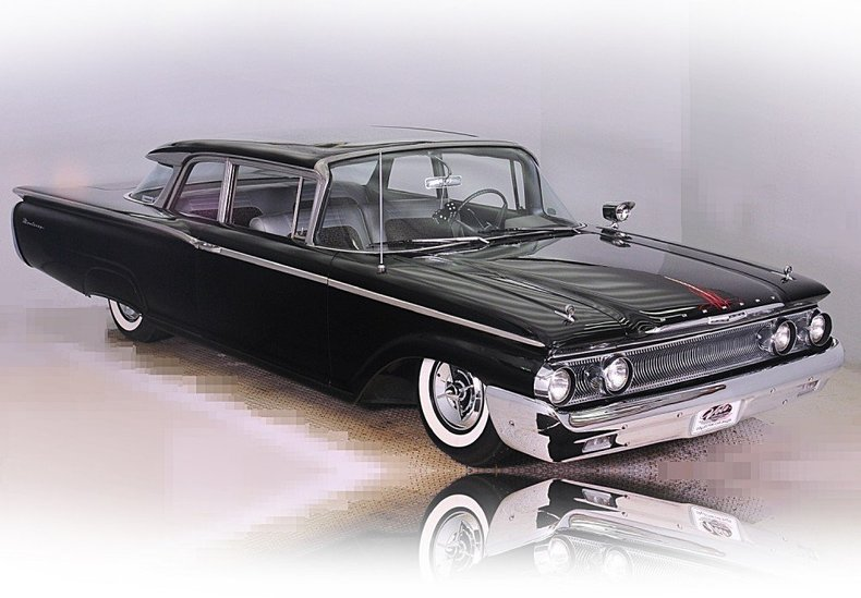 1960 Mercury Custom Image 29