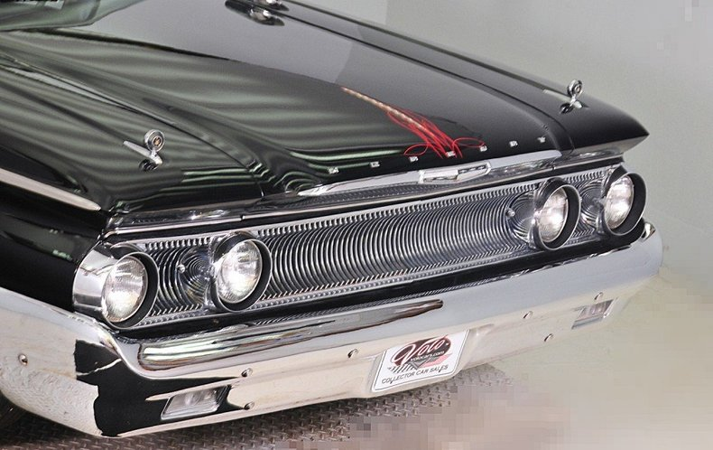 1960 Mercury Custom Image 75