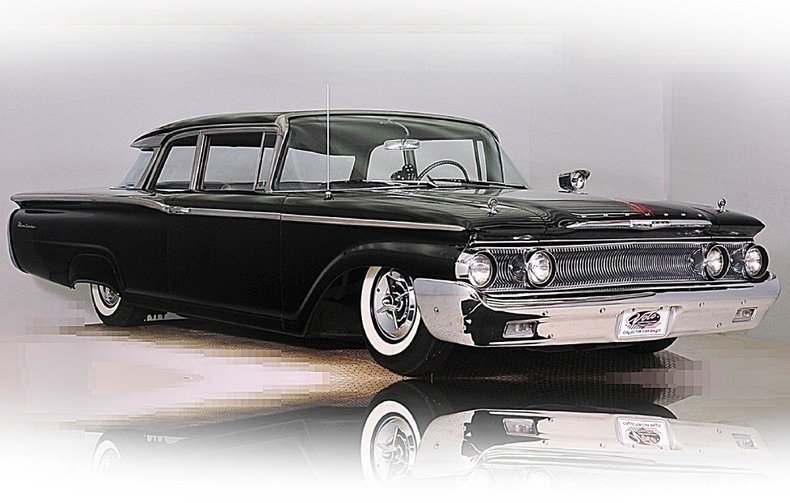 1960 Mercury Custom Image 2