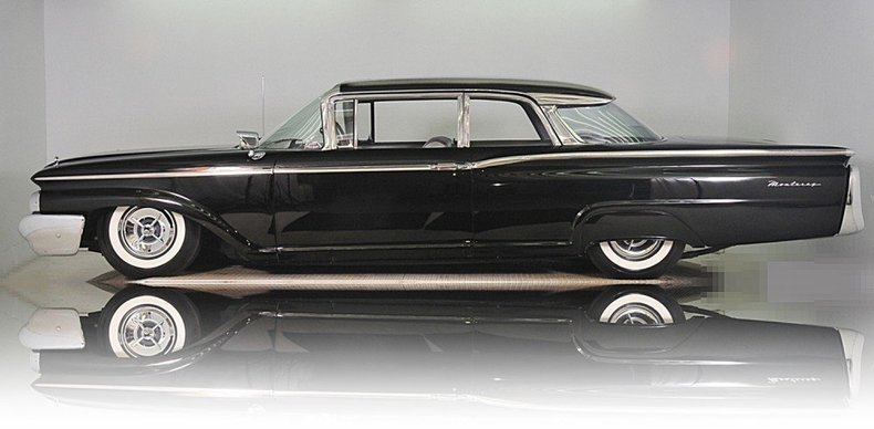 1960 Mercury Custom Image 90