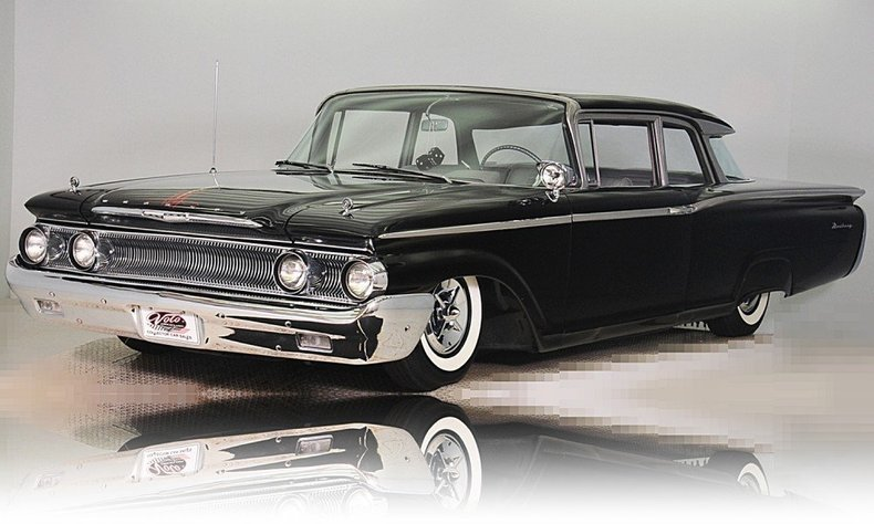 1960 Mercury Custom Image 92