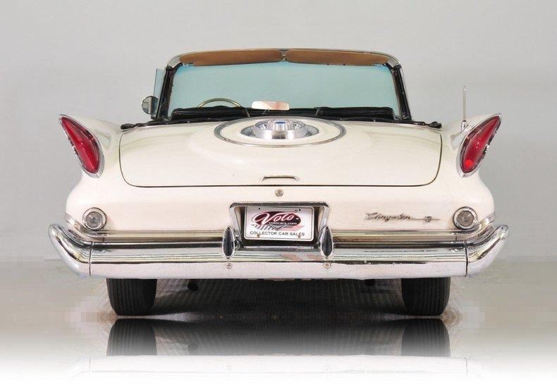 1960 Chrysler 300 Image 5