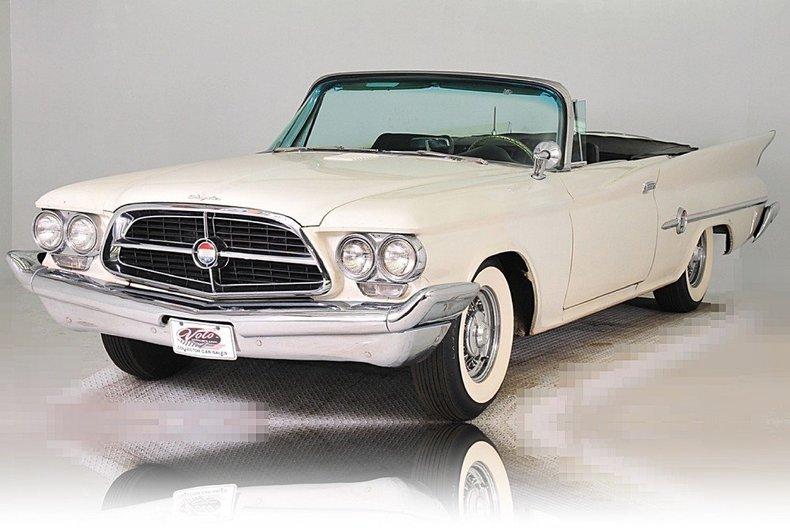 1960 Chrysler 300 Image 13