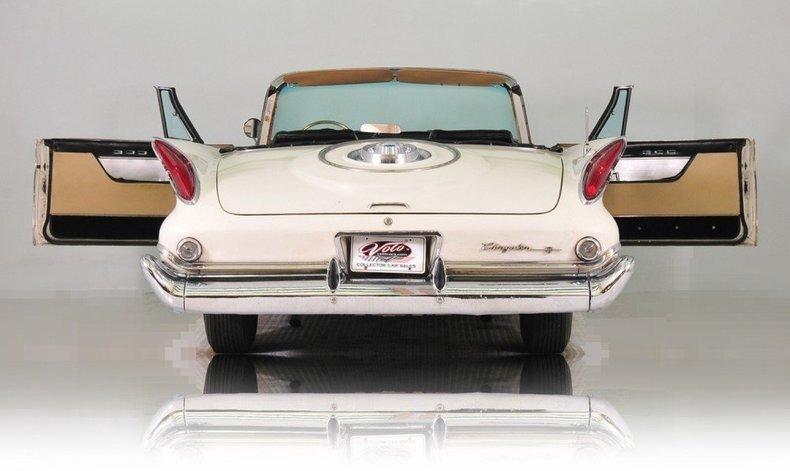 1960 Chrysler 300 Image 15