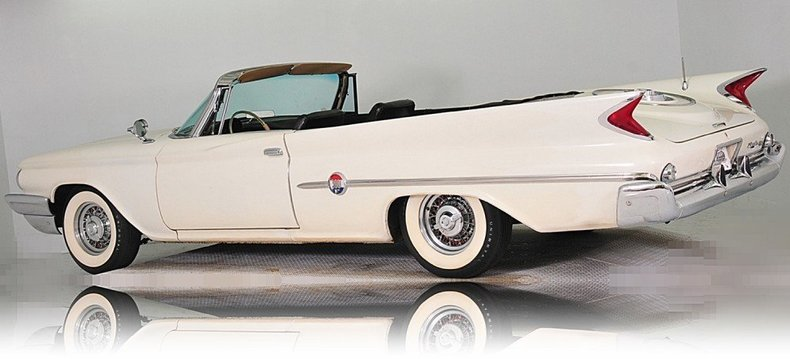 1960 Chrysler 300 Image 17