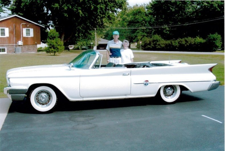 1960 Chrysler 300 Image 20