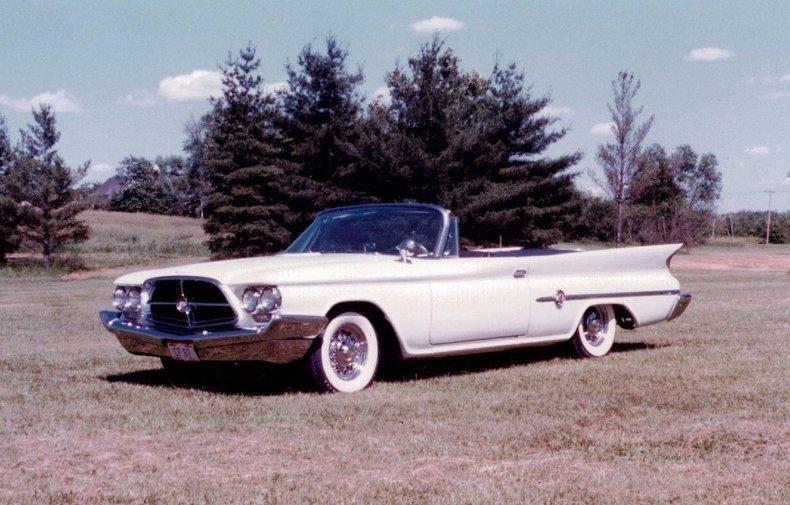 1960 Chrysler 300 Image 26