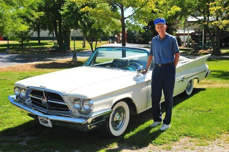 1960 Chrysler 300 Image 33