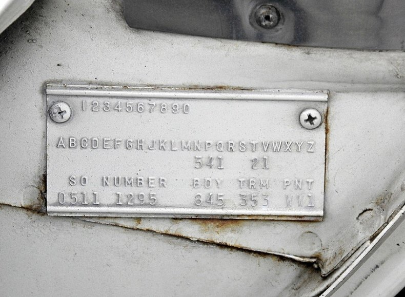 1960 Chrysler 300 Image 35