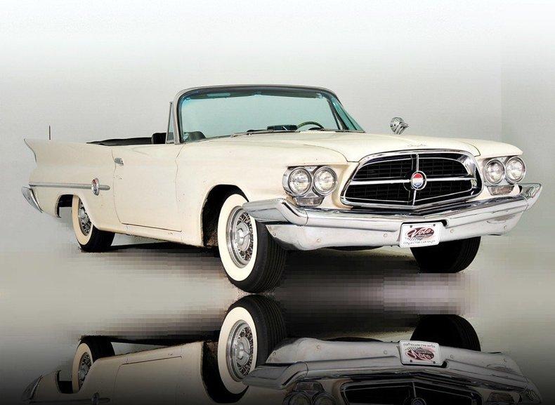 1960 Chrysler 300 Image 38