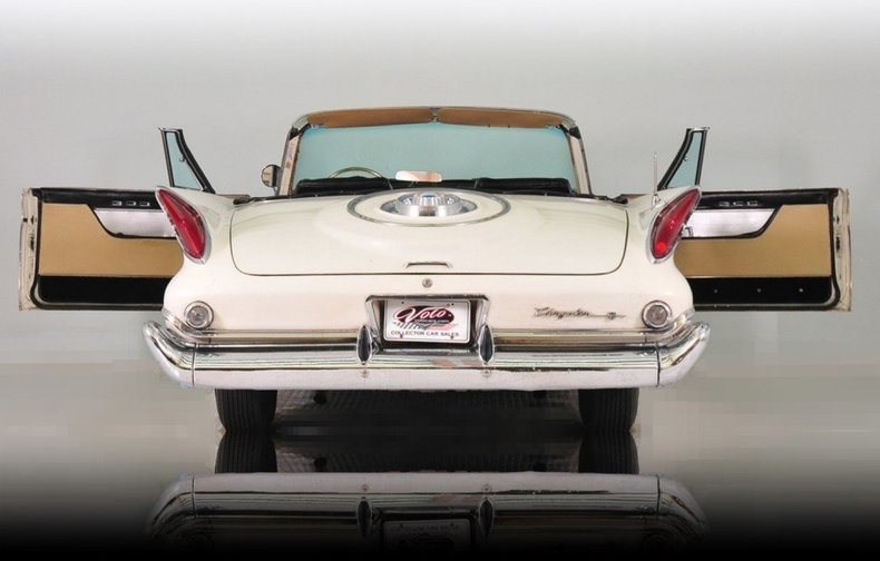 1960 Chrysler 300 Image 41