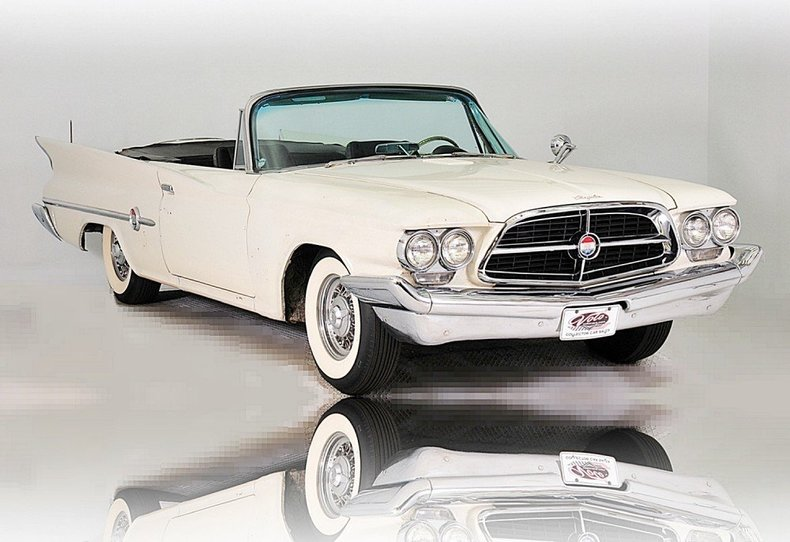 1960 Chrysler 300 Image 45