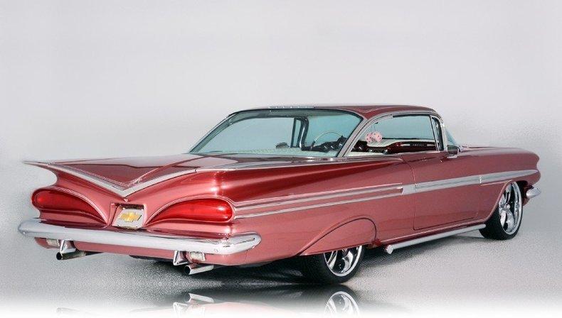 1959 Chevrolet Impala Image 17