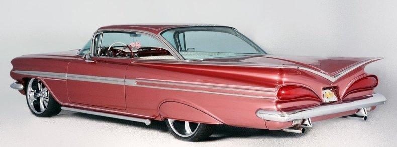 1959 Chevrolet Impala Image 38