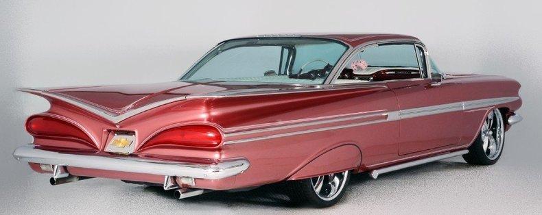 1959 Chevrolet Impala Image 52