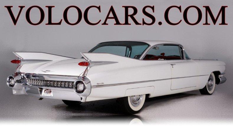 1959 Cadillac Coupe De Ville Image 1