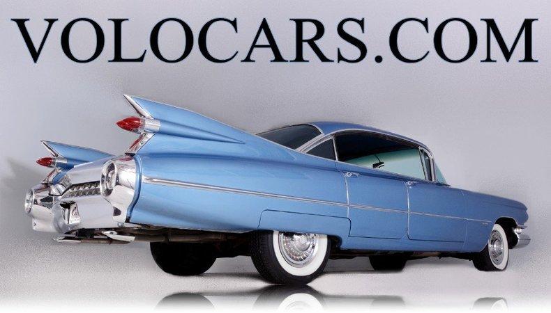 1959 Cadillac Deville Image 1