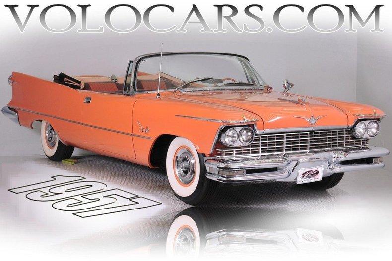 1957 Chrysler Imperial Image 1