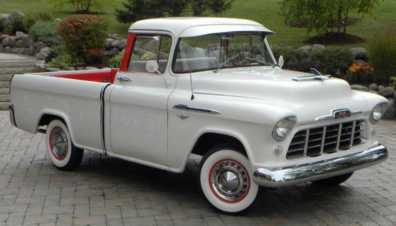 1956 Chevrolet Truck Image 1