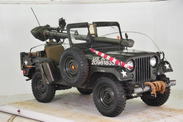 1955 Willys M38A1 Image 1