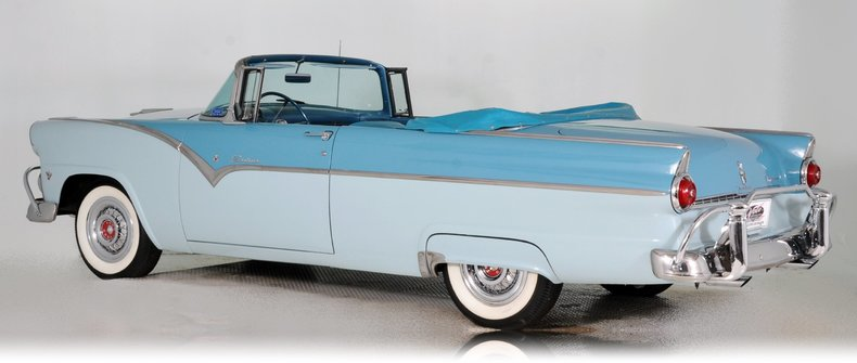 1955 Ford Fairlane Image 60