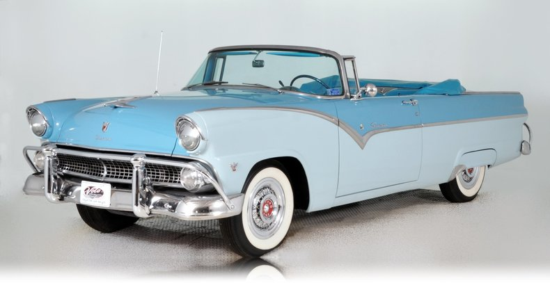 1955 Ford Fairlane Image 67