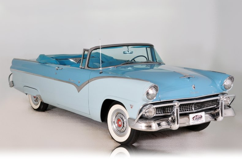 1955 Ford Fairlane Image 87