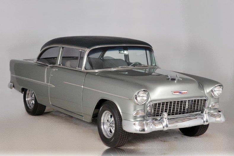 1955 Chevrolet  Image 136