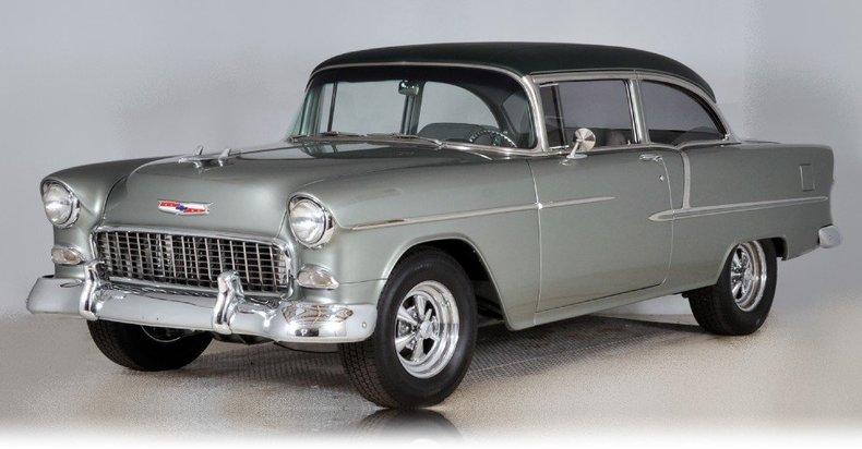 1955 Chevrolet  Image 132