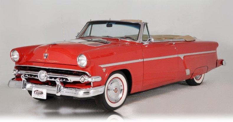 1954 Ford  Image 123