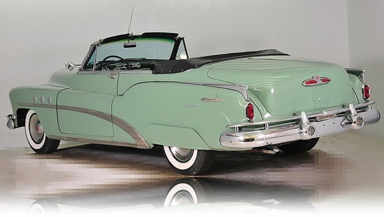 1952 Buick Super Image 3