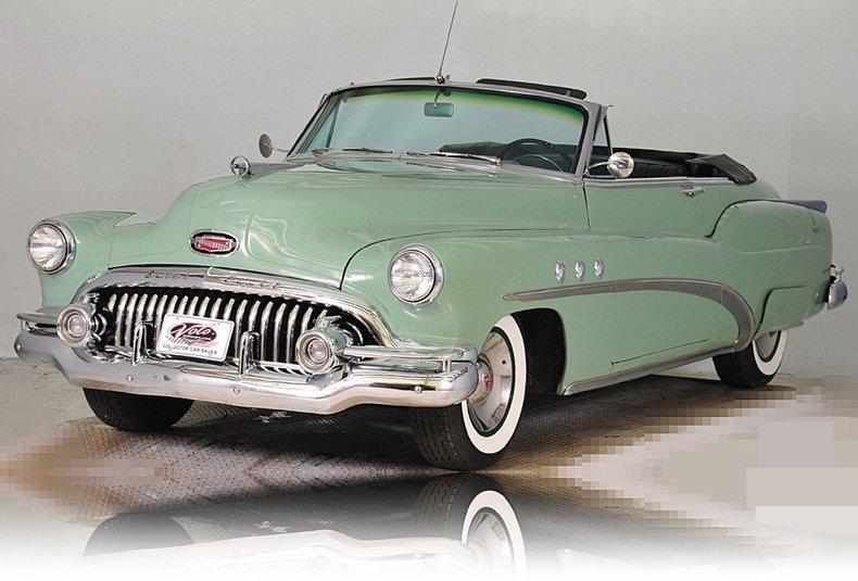 1952 Buick Super Image 9
