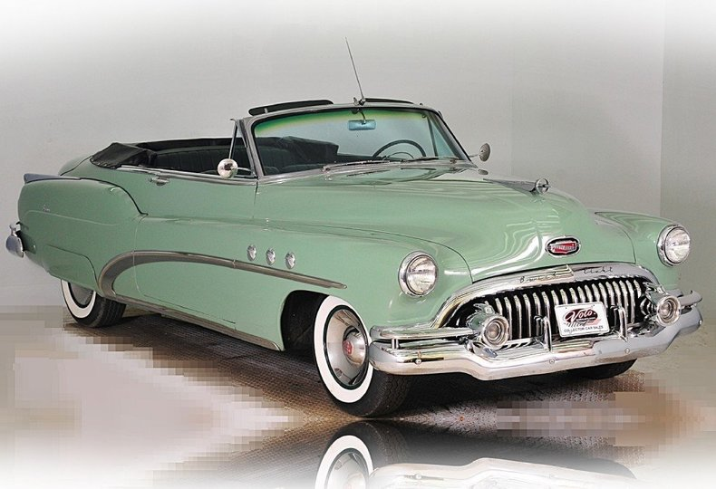 1952 Buick Super Image 13