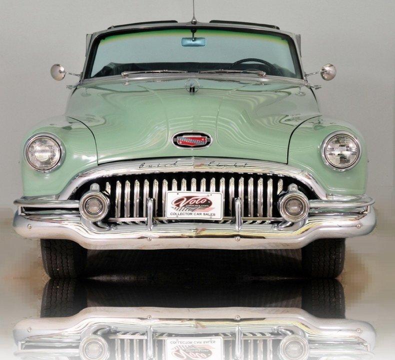 1952 Buick Super Image 16