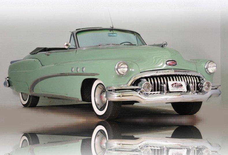 1952 Buick Super Image 35