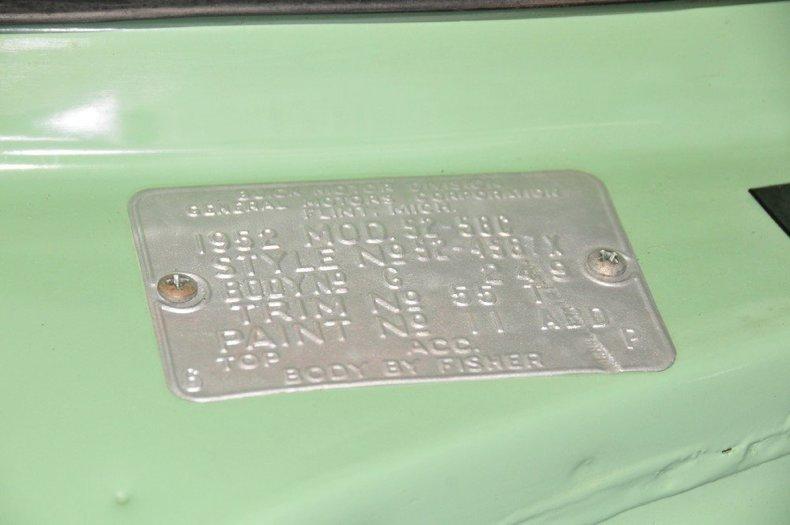 1952 Buick Super Image 39