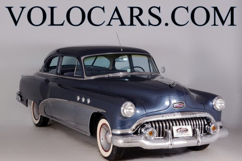 1952 Buick Special (Eight) Image 1